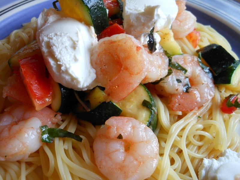 angel hair pasta | Charles and Kimberly's Recipes