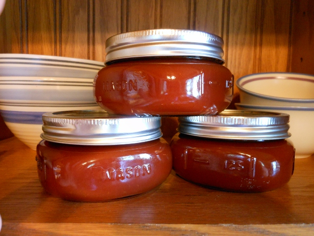 Red Hot Sauce ~ Spicy Pickled Sauce perfect for canning | Charles and ...