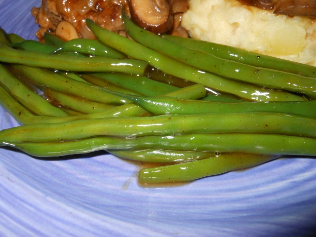 green beans   Charles and Kimberly's Recipes